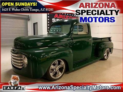 1949 Ford F-100 for sale in Tempe, AZ