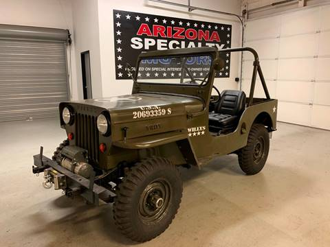 1953 Willys Jeep for sale in Tempe, AZ