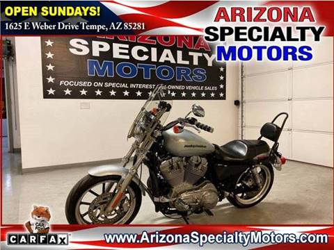 2015 Harley-Davidson XL883 for sale in Tempe, AZ