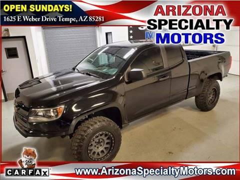 2016 Chevrolet Colorado for sale in Tempe, AZ