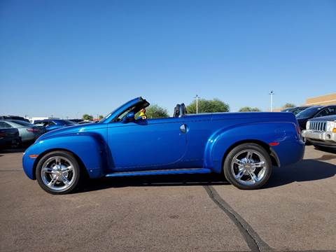 2006 Chevrolet SSR for sale in Tempe, AZ