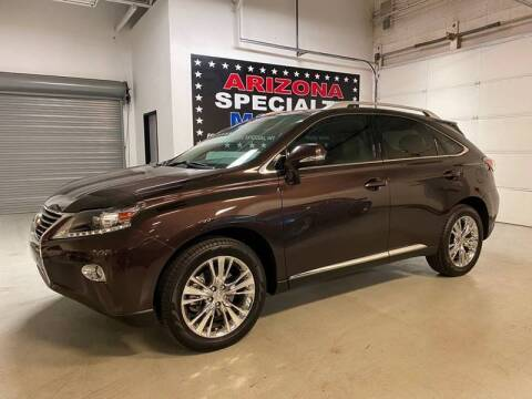 2013 Lexus RX 350 for sale at Arizona Specialty Motors in Tempe AZ