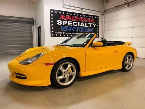 1999 Porsche 911 for sale at Arizona Specialty Motors in Tempe AZ