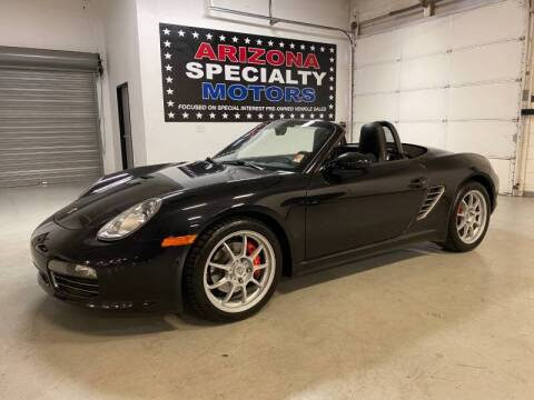2006 Porsche Boxster for sale at Arizona Specialty Motors in Tempe AZ