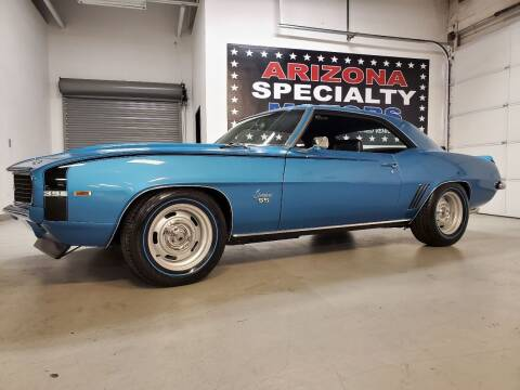 1969 Chevrolet Camaro for sale at Arizona Specialty Motors in Tempe AZ