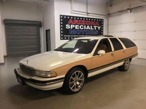 1991 Buick Roadmaster for sale at Arizona Specialty Motors in Tempe AZ