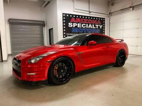 2013 Nissan GT-R for sale at Arizona Specialty Motors in Tempe AZ