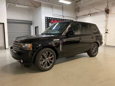 2010 Land Rover Range Rover for sale at Arizona Specialty Motors in Tempe AZ