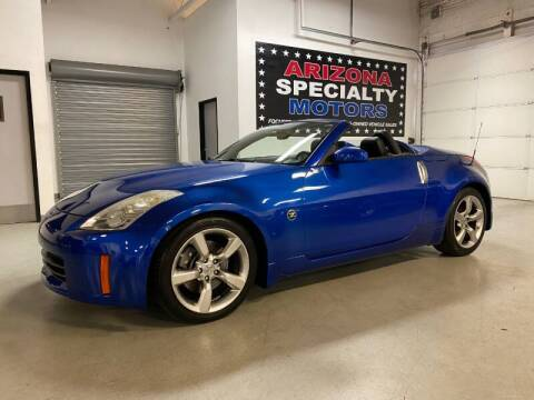 2007 Nissan 350Z for sale at Arizona Specialty Motors in Tempe AZ