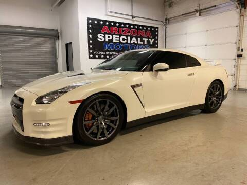 2014 Nissan GT-R for sale at Arizona Specialty Motors in Tempe AZ