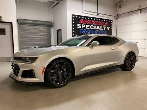 2017 Chevrolet Camaro for sale at Arizona Specialty Motors in Tempe AZ