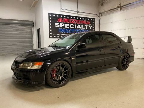 2006 Mitsubishi Lancer Evolution for sale at Arizona Specialty Motors in Tempe AZ