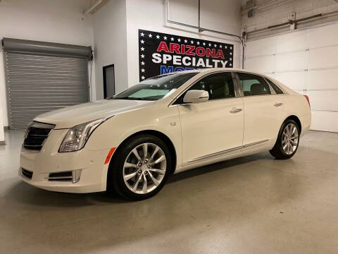 2016 Cadillac XTS for sale at Arizona Specialty Motors in Tempe AZ