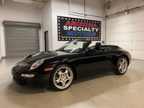 2008 Porsche 911 for sale at Arizona Specialty Motors in Tempe AZ