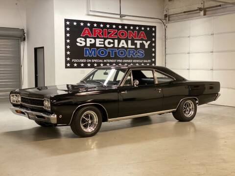1968 Plymouth Roadrunner for sale at Arizona Specialty Motors in Tempe AZ