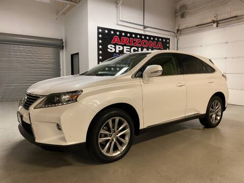 2015 Lexus RX 450h for sale at Arizona Specialty Motors in Tempe AZ