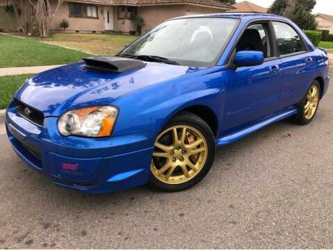 2004 Subaru Impreza for sale at Arizona Specialty Motors in Tempe AZ