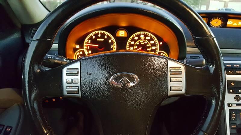 2006 Infiniti G35 for sale at Arizona Specialty Motors in Tempe AZ