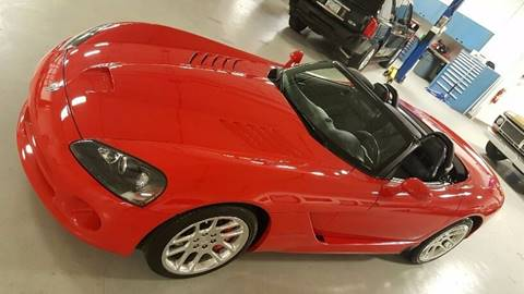 2005 Dodge Viper for sale at Arizona Specialty Motors in Tempe AZ