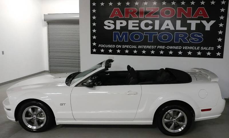2006 Ford Mustang for sale at Arizona Specialty Motors in Tempe AZ