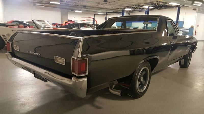 1971 Chevrolet El Camino for sale at Arizona Specialty Motors in Tempe AZ