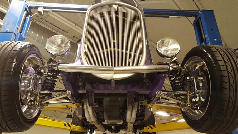 1933 Ford Cabriolet  for sale at Arizona Specialty Motors in Tempe AZ