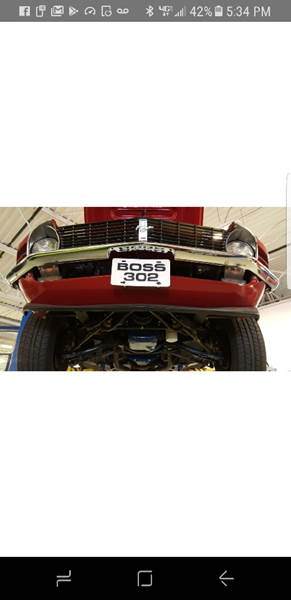 1970 Ford BOSS 302 for sale at Arizona Specialty Motors in Tempe AZ