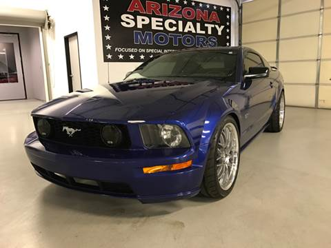 2005 Ford Mustang for sale in Tempe, AZ