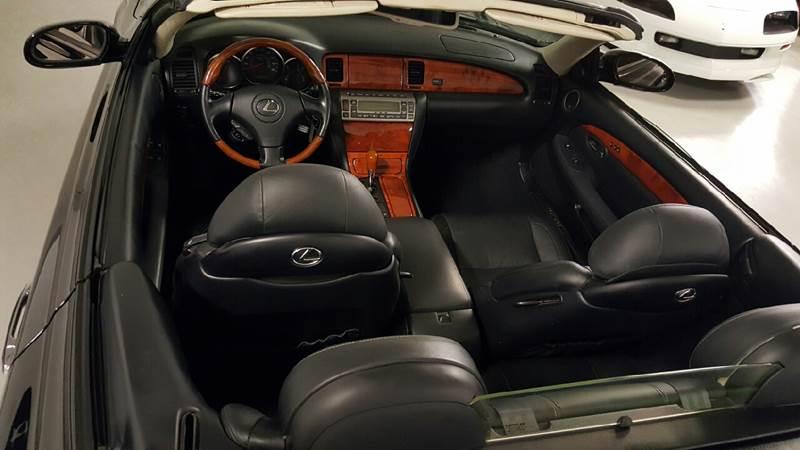 2002 Lexus SC 430 for sale at Arizona Specialty Motors in Tempe AZ
