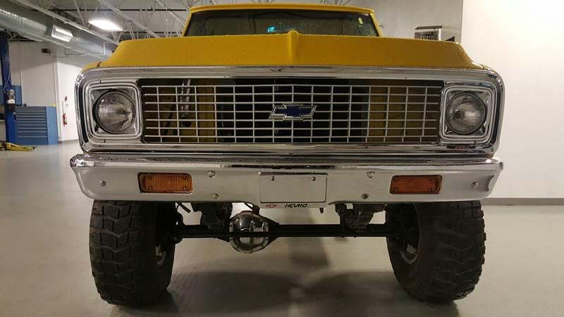 1972 Chevrolet C/K 1500 Series  - Tempe AZ