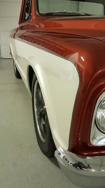 1971 Chevrolet C/K 10 Series Shortwide 2wd - Tempe AZ