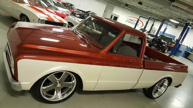 1971 Chevrolet C/K 10 Series for sale at Arizona Specialty Motors in Tempe AZ