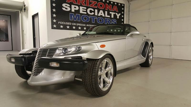 2001 Plymouth Prowler for sale at Arizona Specialty Motors in Tempe AZ