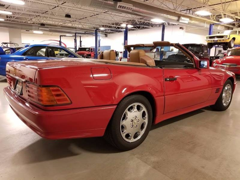 1991 Mercedes-Benz 500-Class for sale at Arizona Specialty Motors in Tempe AZ