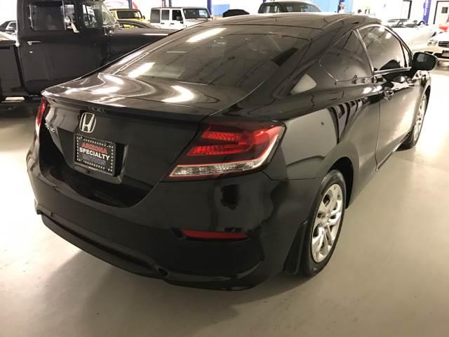 2014 Honda Civic for sale at Arizona Specialty Motors in Tempe AZ