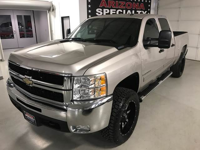 2009 Chevrolet Silverado 2500HD for sale at Arizona Specialty Motors in Tempe AZ