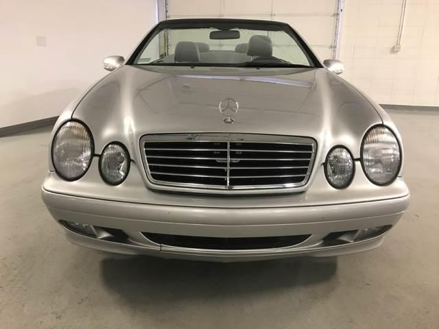 2002 Mercedes-Benz CLK for sale at Arizona Specialty Motors in Tempe AZ