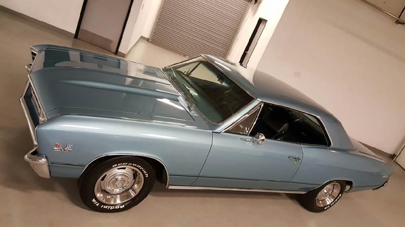1967 Chevrolet Malibu Chevelle 396 4sp for sale at Arizona Specialty Motors in Tempe AZ