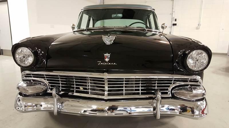 1956 Ford Crestline Ford  Club Sedan - Tempe AZ
