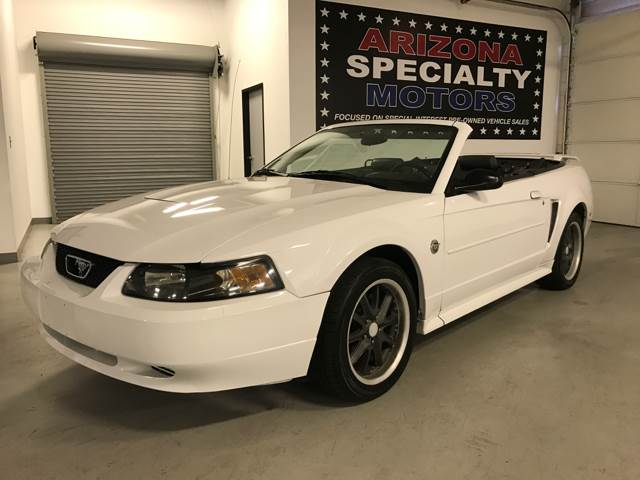 2004 Ford Mustang Deluxe 2dr Convertible - Tempe AZ