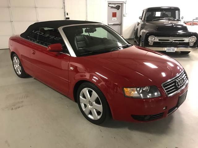2004 Audi A4 for sale at Arizona Specialty Motors in Tempe AZ