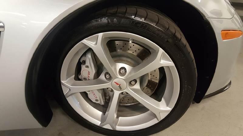 2013 Chevrolet Corvette for sale at Arizona Specialty Motors in Tempe AZ