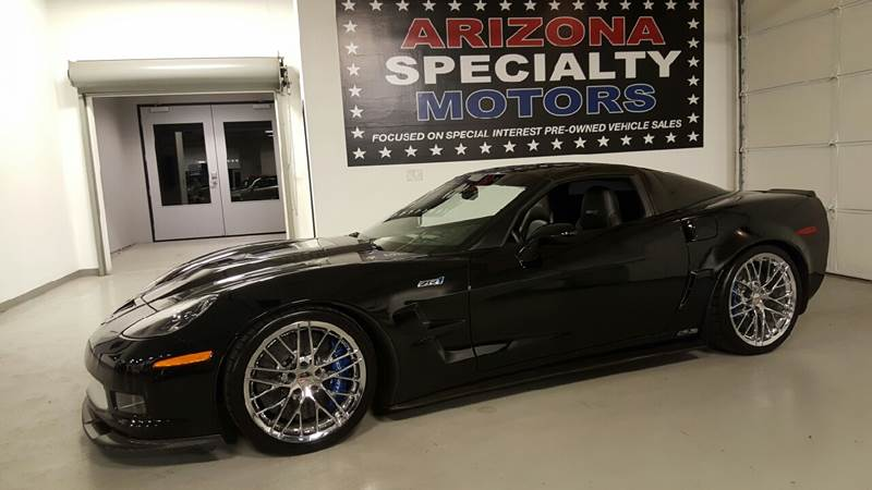 2010 Chevrolet Corvette ZR1 2dr Coupe w/ 3ZR - Tempe AZ