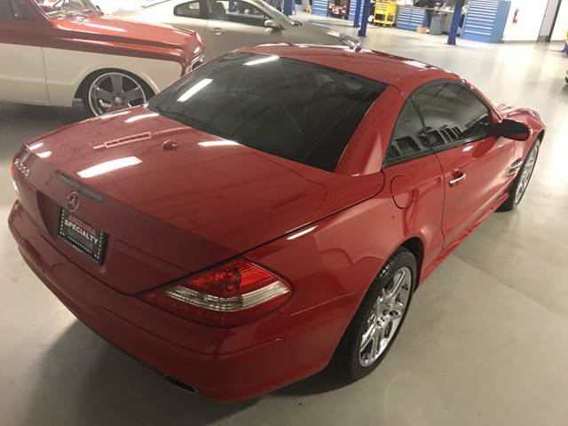 2008 Mercedes-Benz SL-Class for sale at Arizona Specialty Motors in Tempe AZ