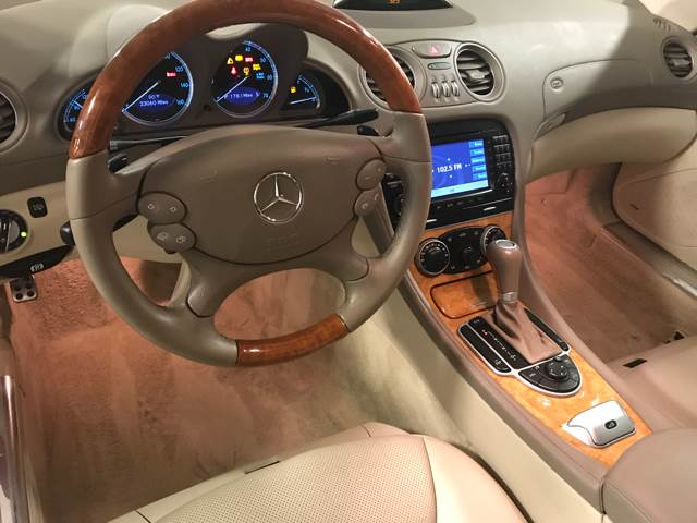 2008 Mercedes-Benz SL-Class SL 550 2dr Convertible - Tempe AZ