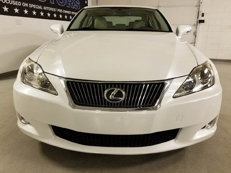2009 Lexus IS 250 for sale at Arizona Specialty Motors in Tempe AZ