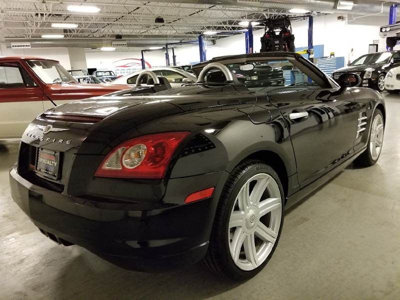 2006 Chrysler Crossfire for sale at Arizona Specialty Motors in Tempe AZ