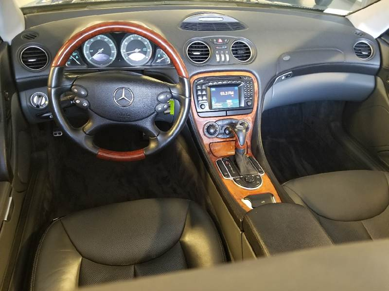 2004 Mercedes-Benz SL-Class for sale at Arizona Specialty Motors in Tempe AZ