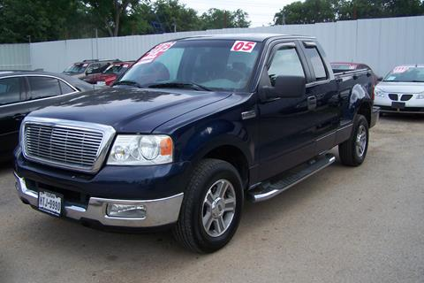 2005 Ford F-150 for sale in San Antonio, TX
