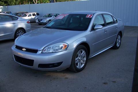 2012 Chevrolet Impala for sale in San Antonio, TX